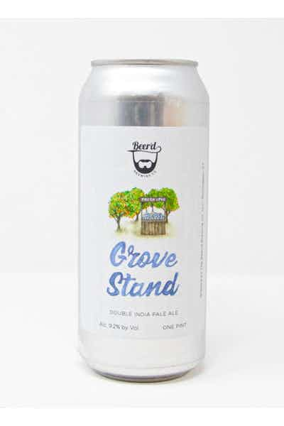 Beer'd Grove Stand