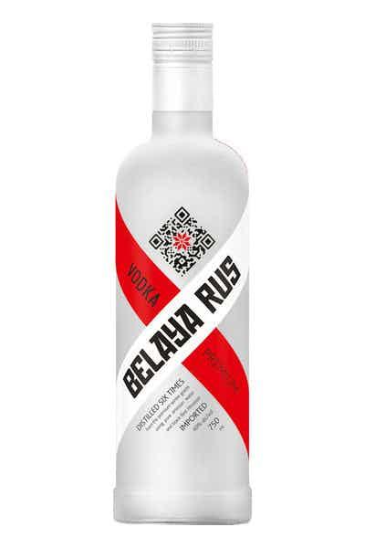 Belaya Rus Vodka