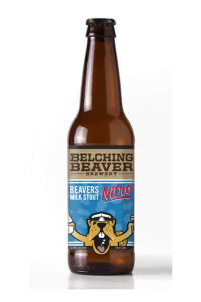 Belching Beaver Milk Stout Nitro