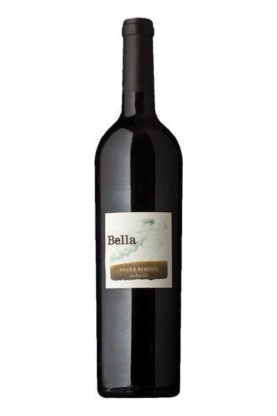 Bella Zinfandel Hills & Benches Dcv