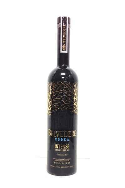 Belvedere Intense Unfiltered Vodka