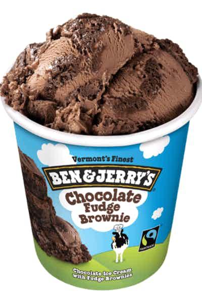 Ben & Jerry's Chocolate Fudge Brownie Pint