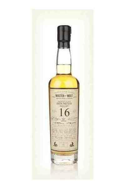 Ben Nevis 16 Year Single Malt Scotch