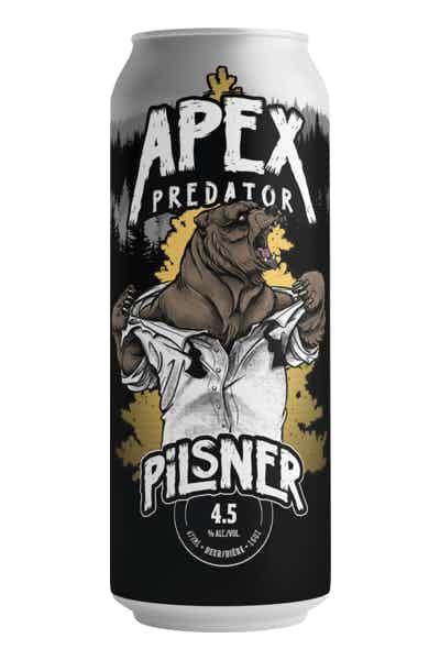 Bench Creek Apex Predator Pilsner