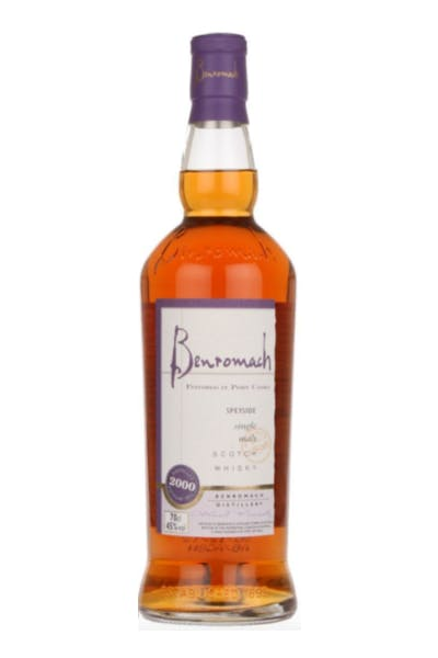 Benromach Madeira Finish