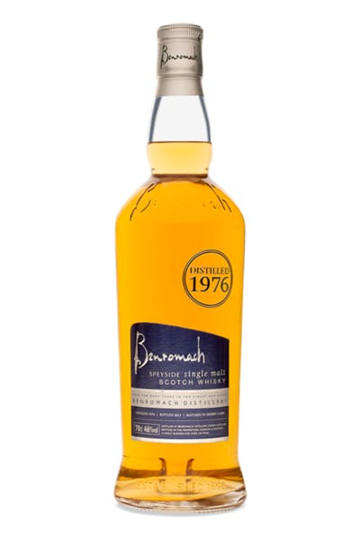 Benromach Single Malt 1976