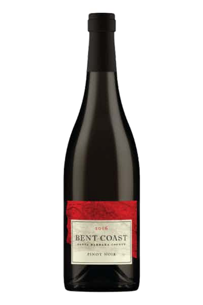 Bent Coast Santa Barbara Pinot Noir