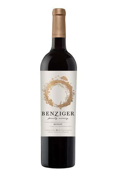 Benziger Merlot Red Wine - 750ml, Sonoma County