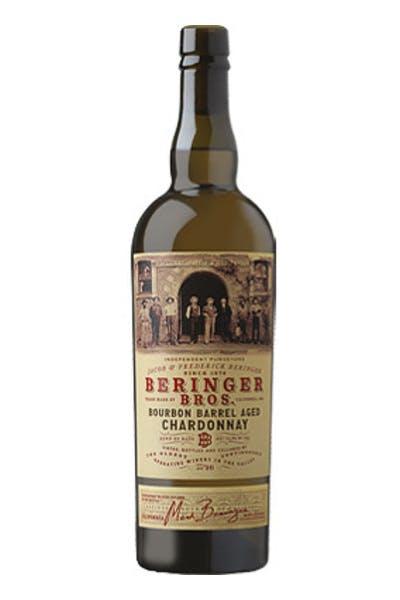 Beringer Bros Bourbon Barrel Aged Chardonnay