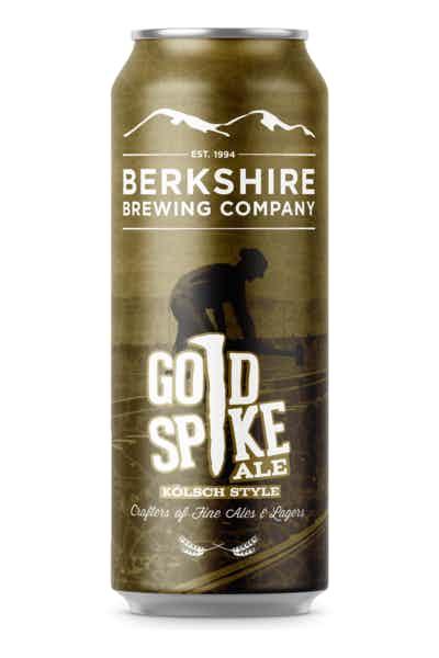 Berkshire Brewing Gold Spike