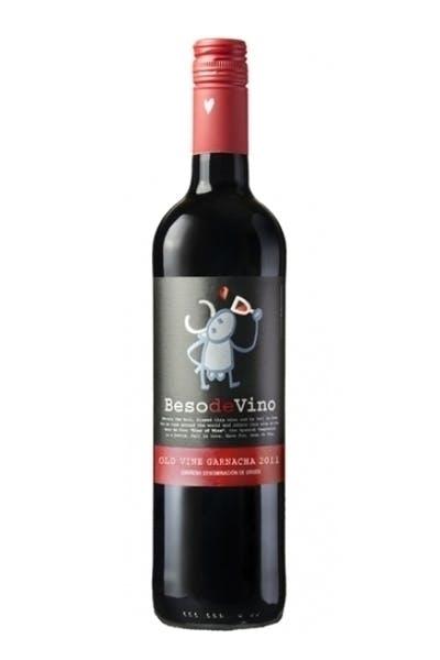 Beso de Vino Old Vine Garnacha