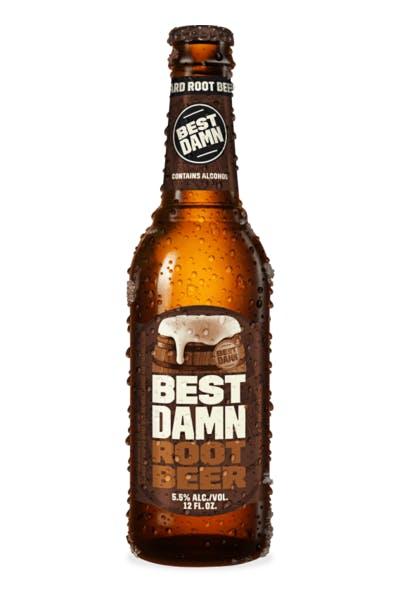 BEST DAMN Root Beer