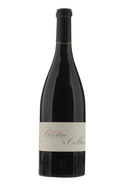Bevan Pinot Noir Black Eye Bill Desmond Vineyard