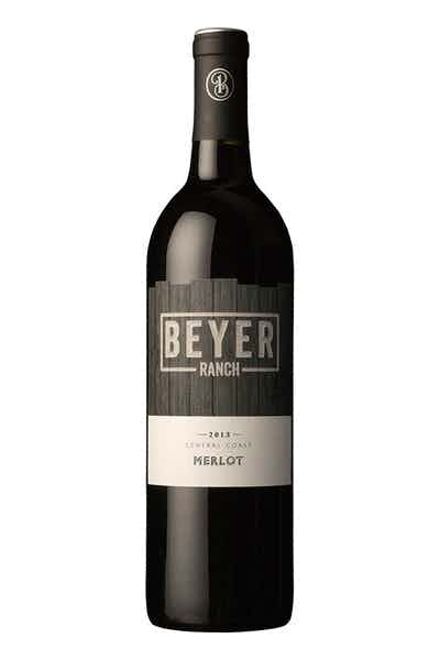 Beyer Ranch Merlot Central Coast