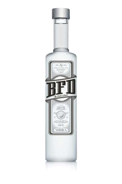 BFD Texas Vodka