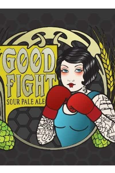 Bhramari Brewhouse The Good Fight
