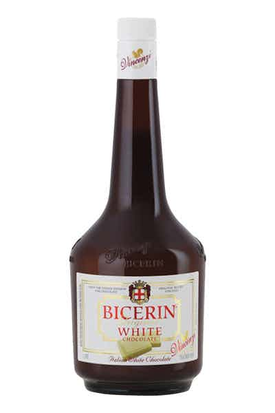 Bicerin White Chocolate Liqueur