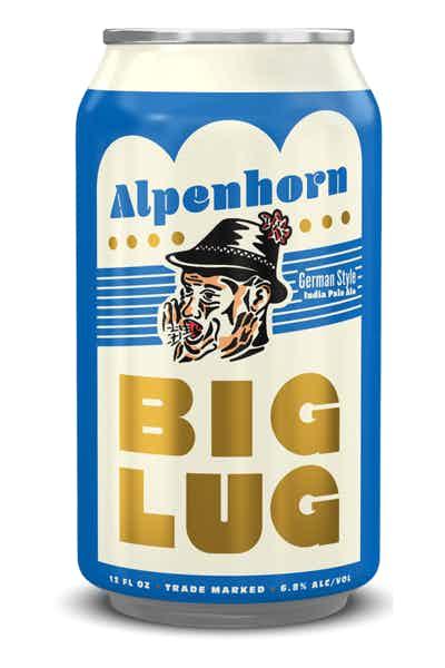 Big Lug Alpenhorn IPA