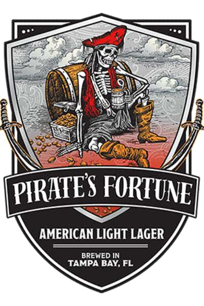 Big Storm Pirate's Fortune Light Lager
