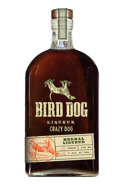 Bird Dog Crazy Dog Herbal Liqueur