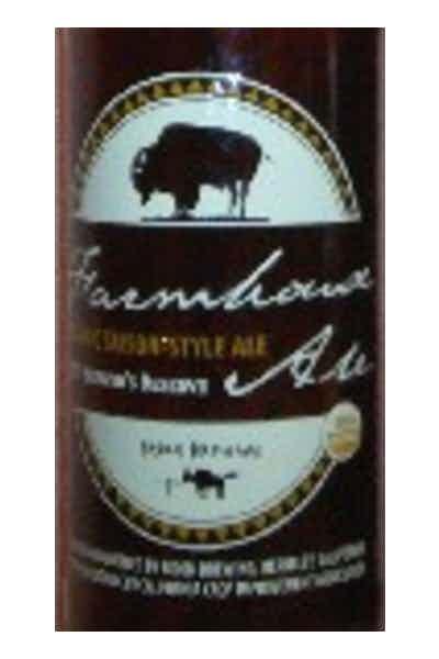 Bison Farmhouse Ale