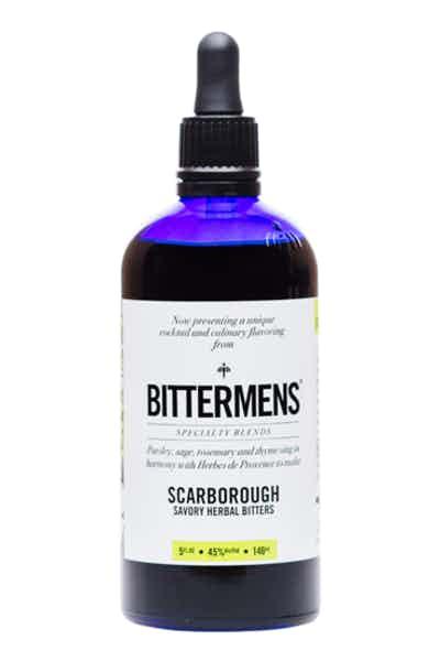 Bittermens Scarborough Savory Herbal Bitters