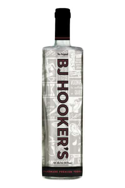 BJ Hooker's Vodka