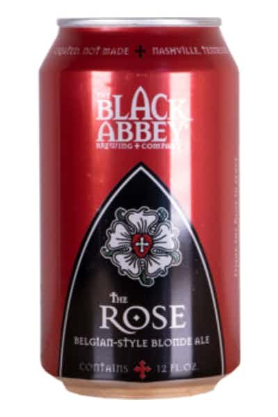Black Abby Brewing The Rose Blonde Ale