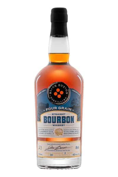 Black Button Four Grain Straight Bourbon