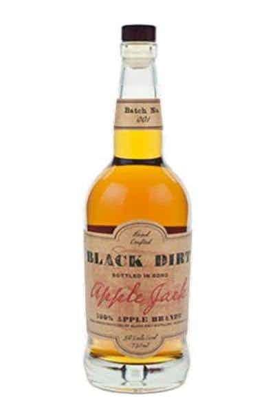 Black Dirt Apple Jack Apple Brandy