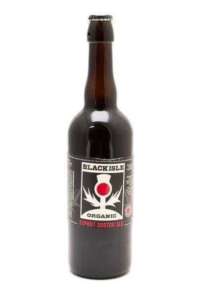 Black Isle Organic Export Scotch Ale