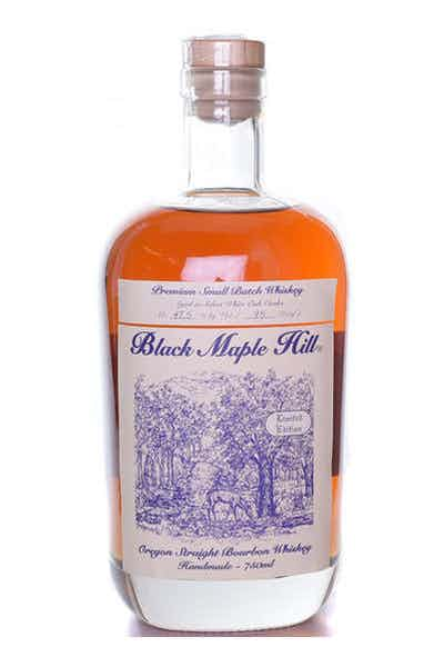 Black Maple Hill Oregon Bourbon Whiskey