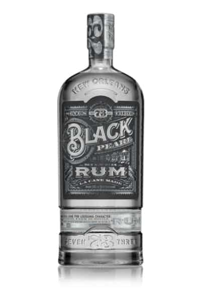Seven Three Distilling Black Pearl Rum