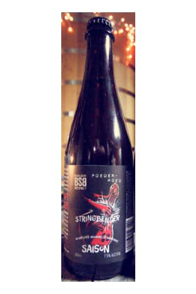 Black Shirt Brewing Foeder Aged Dry Hop Stringbender
