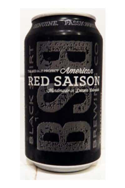 Black Shirt Brewing Red Saison