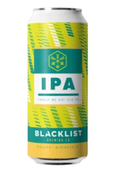 Blacklist Finally IPA