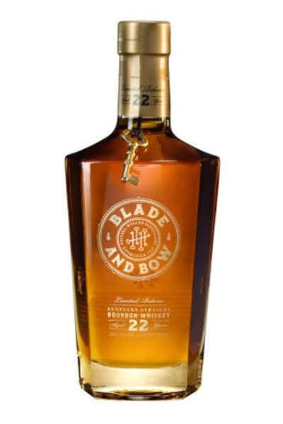 Blade and Bow 22 Year Kentucky Straight Bourbon Whiskey