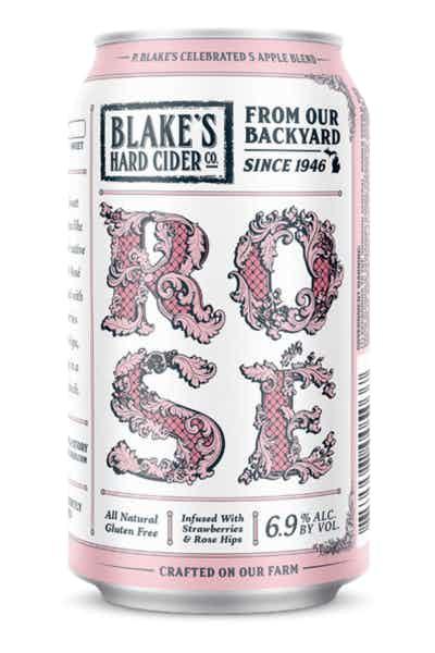 Blake's Hard Cider Rose