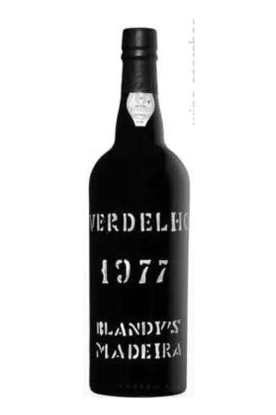 Blandy's 79 Verdelho Madeira