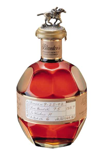 Blanton's Straight From The Barrel Bourbon