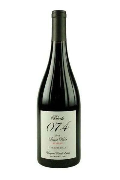 Block 074 Pinot Noir