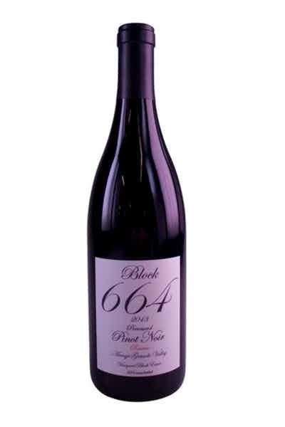Block 664 Pinot Noir Pommard