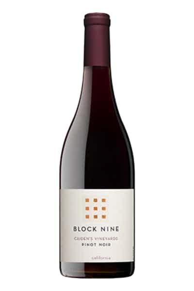 Block Nine Pinot Noir