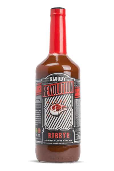 Bloody Revolution Ribeye Bloody Mary Mix