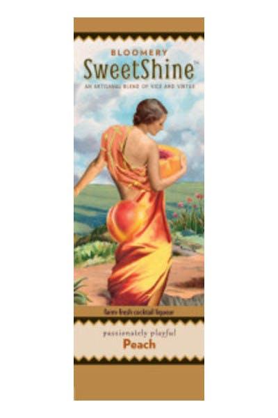 Bloomery SweetShine Peach Shine