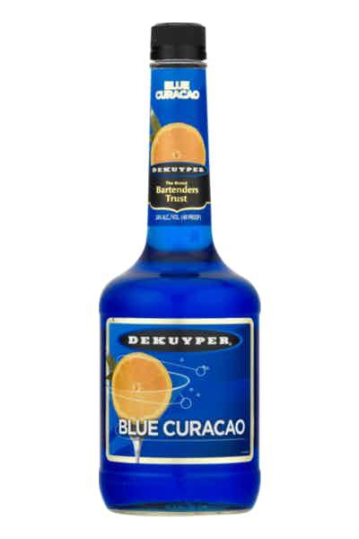DeKuyper Blue Curacao Liqueur
