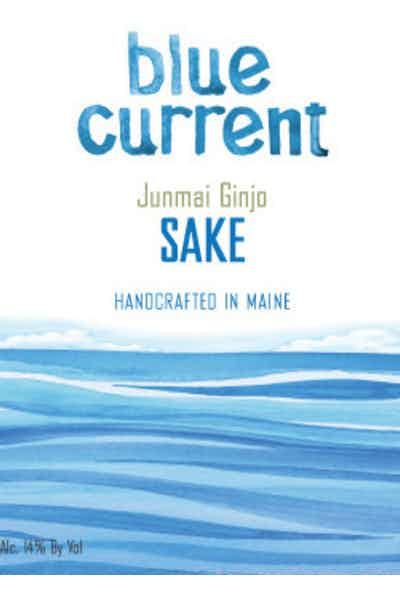 Blue Current Junmai Ginjo Sake