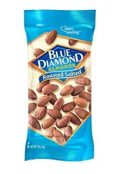 Blue Diamond Roasted Salted Almonds