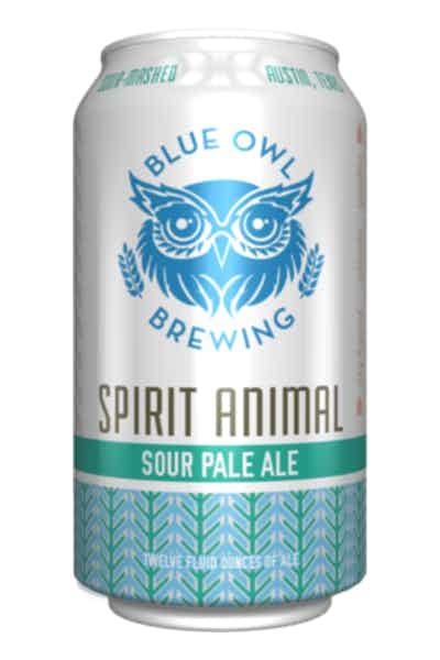 Blue Owl Brewing Spirit Animal