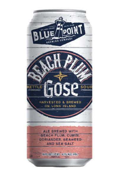 Blue Point Beach Plum Gose
